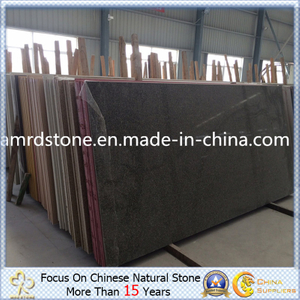 Quartz negro Surface para Bathroom, Kitchen Counter