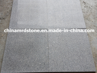 New popular G603 Sesame Grey Granite para Building Engineering