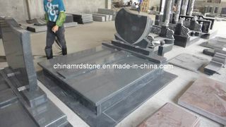China Impala G654 Black Granite para Monument, Memory