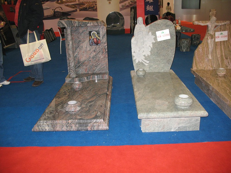Modificar Design para requisitos particulares Style europeo Granite Tombstone y Monument