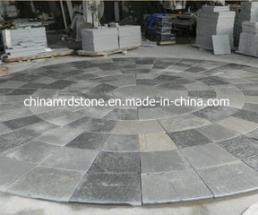 Granite natural Paving Stone para el jardín o Landscape Wall