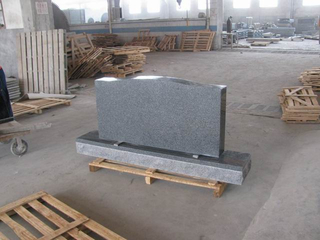 Solo Monument con Dark Grey Granite G654