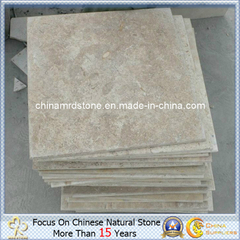 Beige popular Travertine Tile para Bathroom o Kitchen