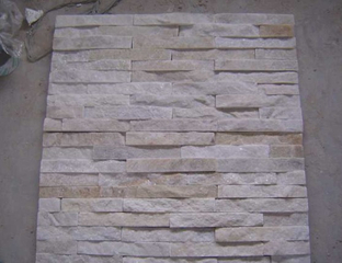White natural Culture Slate para Floor