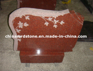 Crear Red para requisitos particulares indio Granite Monument para Market europeo