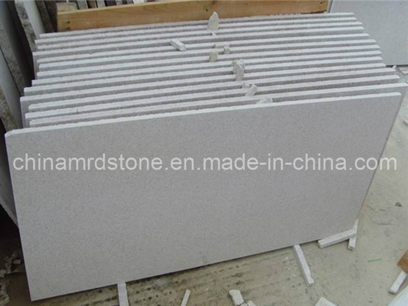Perla White Granite Tile para Flooring o Wall Cladding
