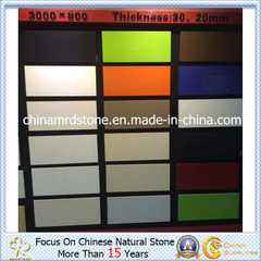 Colorful popular Quartz Surface para Market europeo y americano