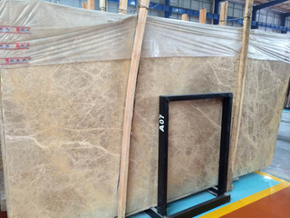 Emperador ligero Marble Big Slabs para Decoration
