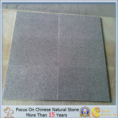 Sésamo Grey Granite Stone Thin Tile con Factory Directly